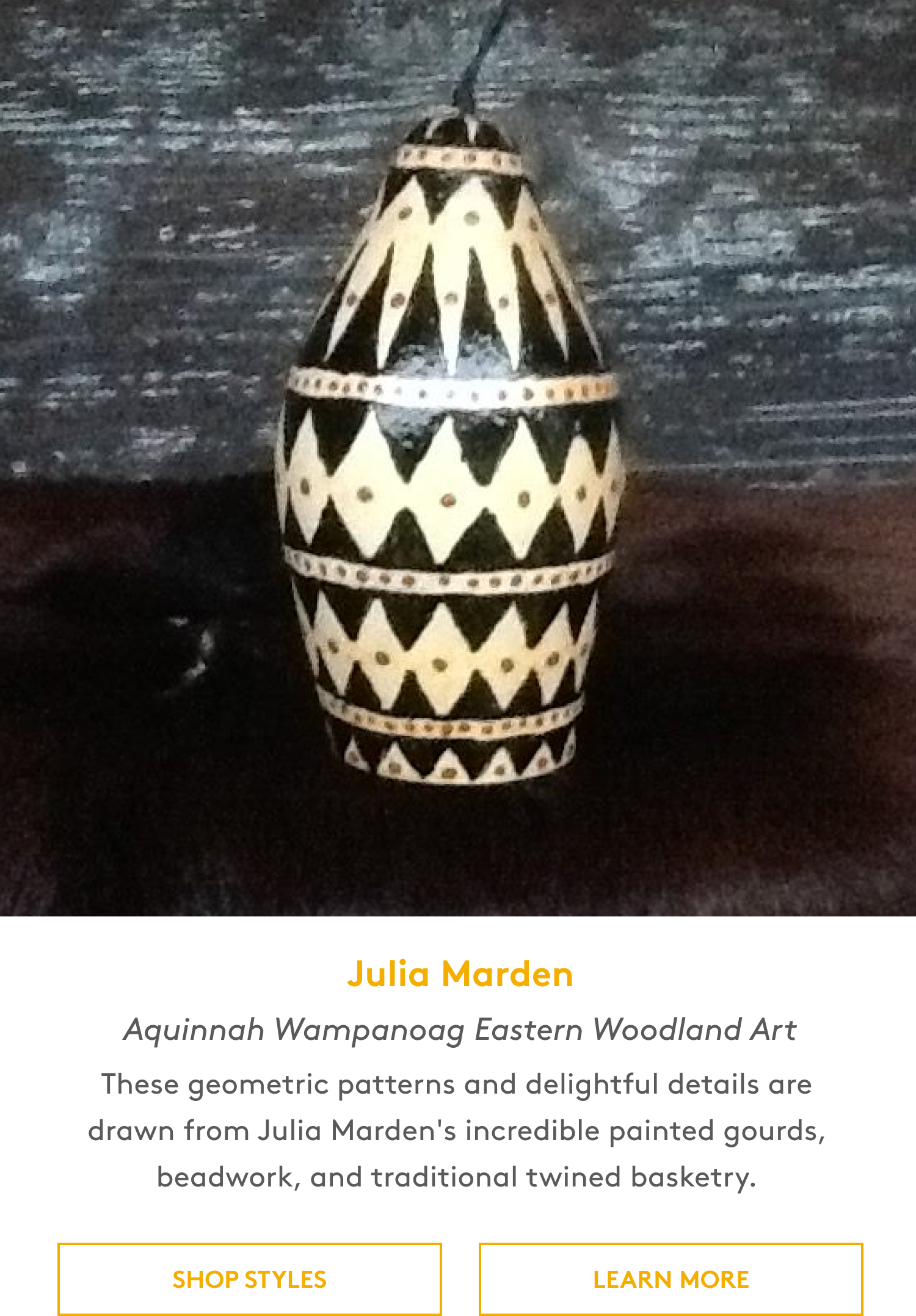 These geometric patterns and delightful details are 
