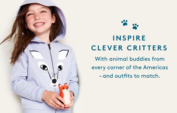 INSPIRE CLEVER CRITTERS