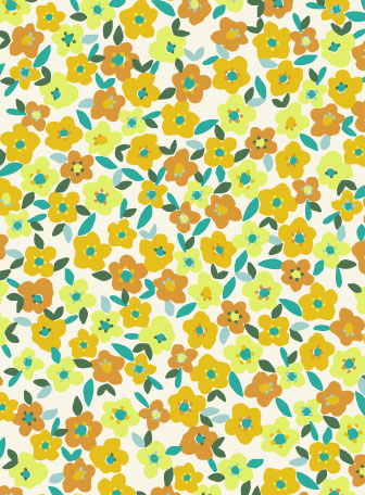 flower pattern graphic