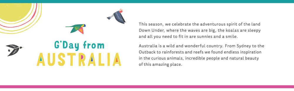introduction description regarding Tea's season celebration towards Australia