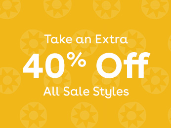SHOP AN EXTRA 40% OFF ALL SALE & CLEARANCE