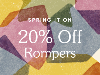 Spring it On 20% Off Dresses, Leggings & Rompers