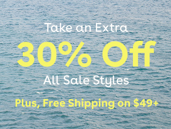 TAKE AN EXTRA 30% OFF SALE PLUS FREE SHIPPING ON $49+