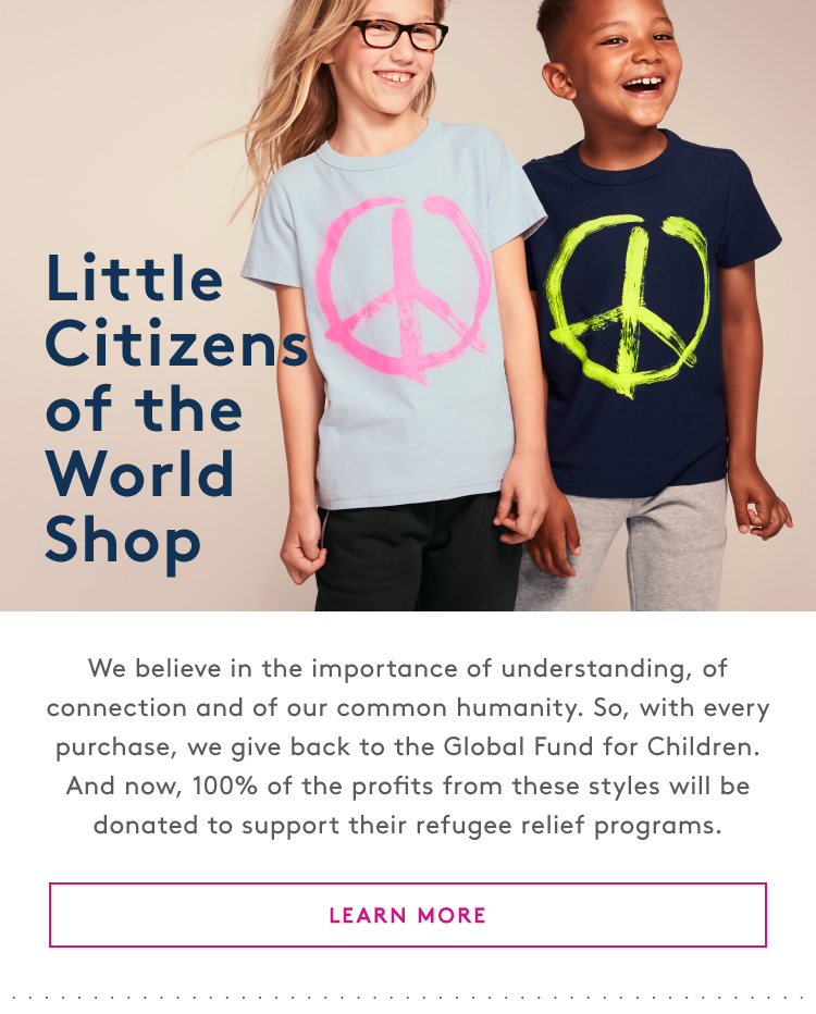 Little Citizens of the World Shop