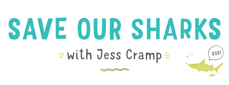 Save Our Sharks with Jess Cramp